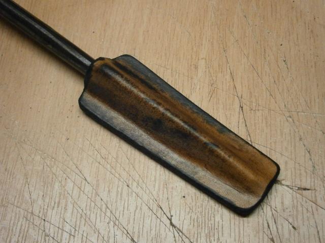 [fabrication] étuis en cuir pour outils ... P8160120