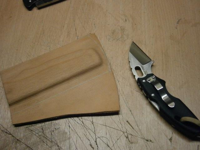 [fabrication] étuis en cuir pour outils ... P8160225