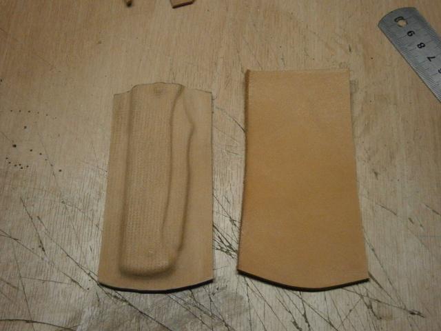 [fabrication] étuis en cuir pour outils ... P8160226