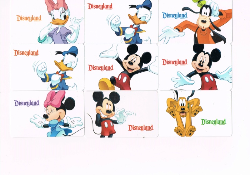 Passeport Disneyland Paris Disney11
