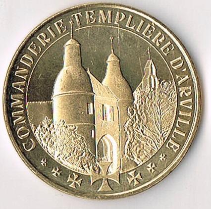 Couëtron-au-Perche (41170)  [Arville] Mdp_4111