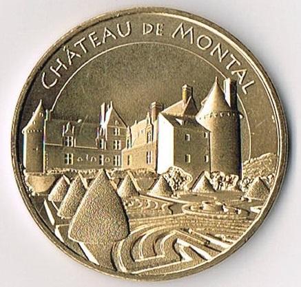 Saint-Jean-Lespinasse (46400)  [Château de Montal] Mdp_4612