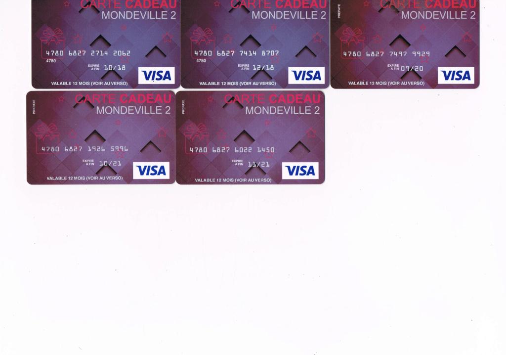 Visa, Quartz- Centres commerciaux Visa_611