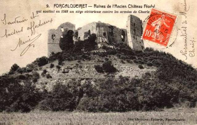 Vieilles cartes postales et photos du Castellas 719_0010