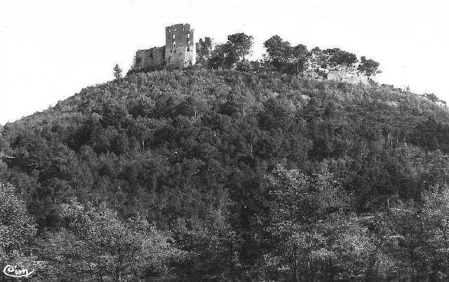 Vieilles cartes postales et photos du Castellas 829_0010