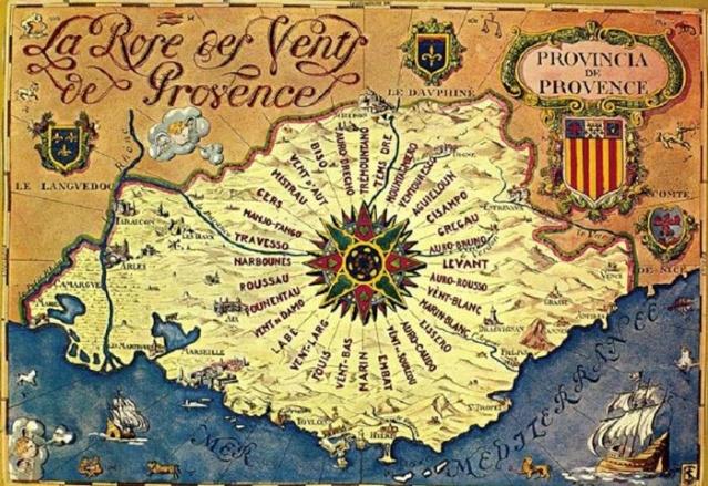 La Rose des Vents de Provence 99478310