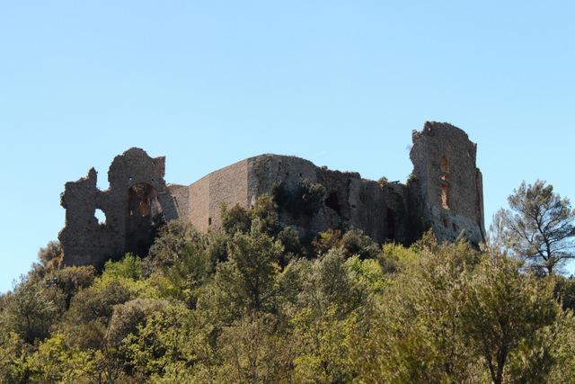 Architecture du Castellas  Img_8811