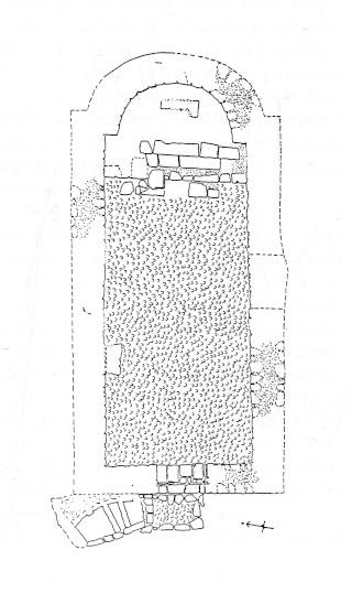 La Chapelle St Martin Plan_s12