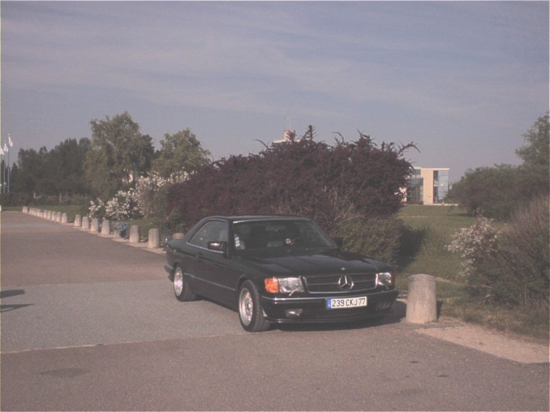 500 SEC en Vendée 20040610