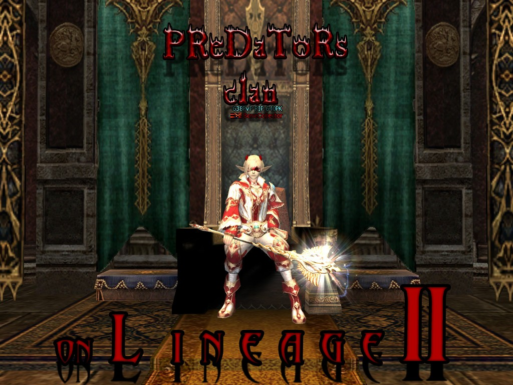 PReDaToRs Lineage II Server