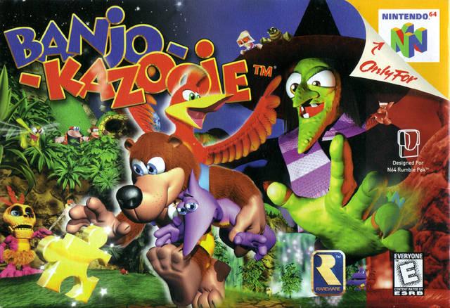 Las joyas de la corona de Nintendo 64!!! Banjo-10