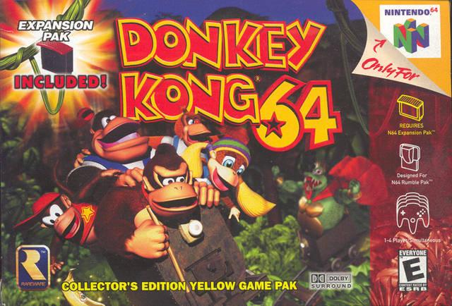 Las joyas de la corona de Nintendo 64!!! Donkey10