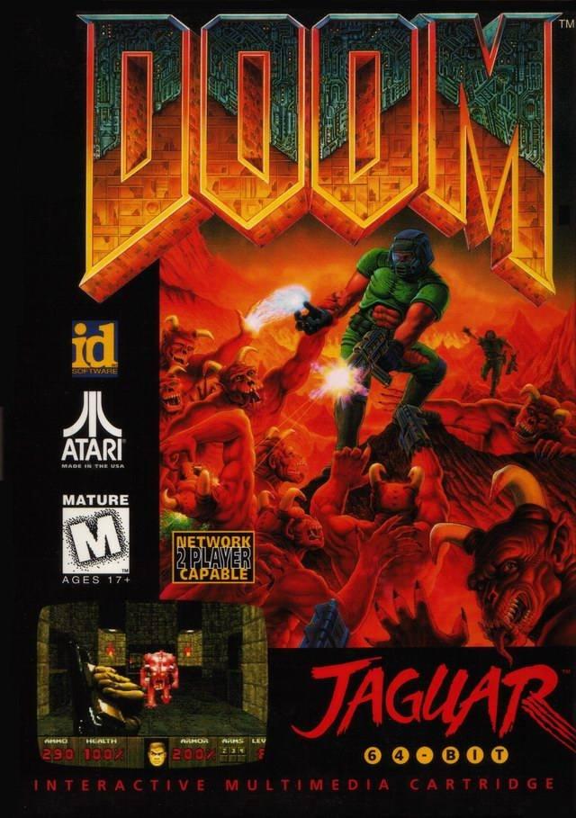 Las joyas de la corona de Atari Jaguar!!!! Doom10