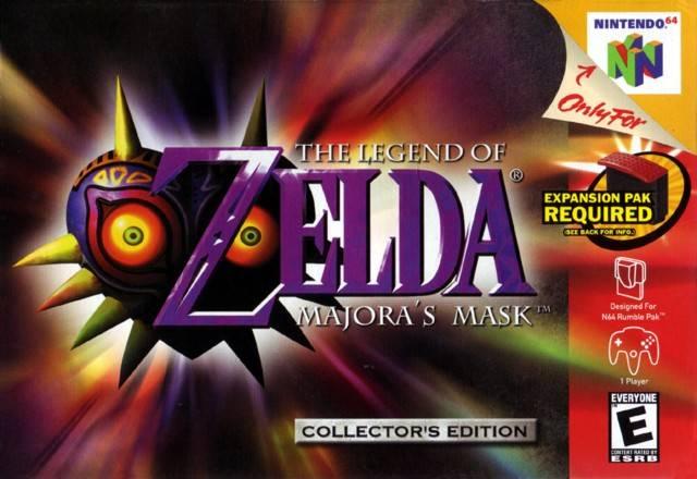 Las joyas de la corona de Nintendo 64!!! Majora10