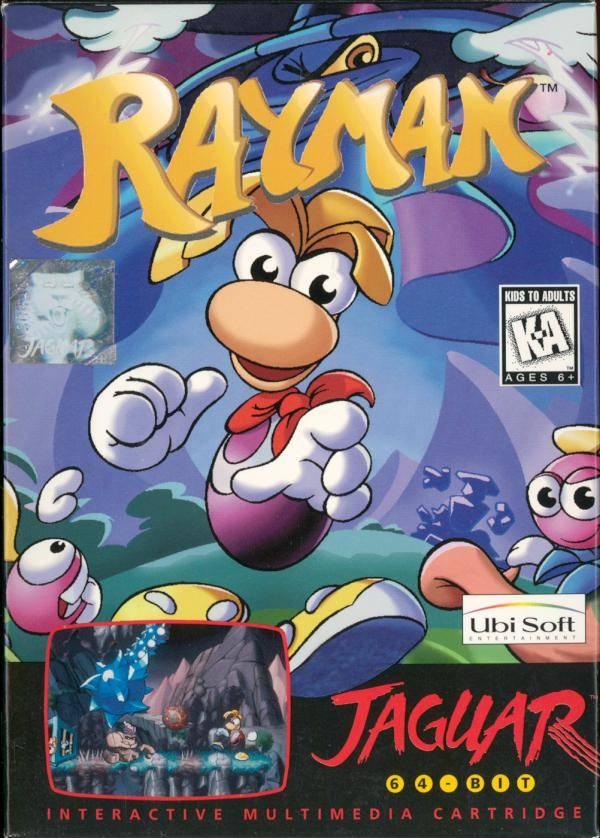 Las joyas de la corona de Atari Jaguar!!!! Rayman10