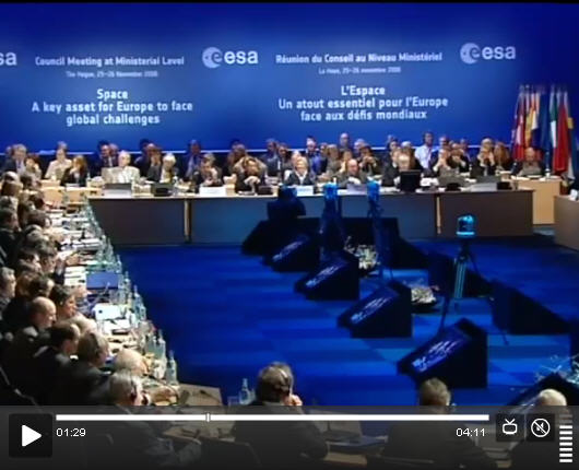 ESA : réunion ministérielle du 25 et 26 Novembre 2008 (La Haye, Pays-Bas) - Page 3 Esa10