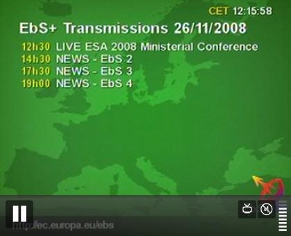 ESA : réunion ministérielle du 25 et 26 Novembre 2008 (La Haye, Pays-Bas) - Page 3 Live10
