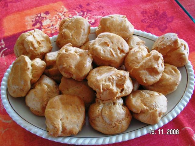 Gougères au Parmesan Pict0610