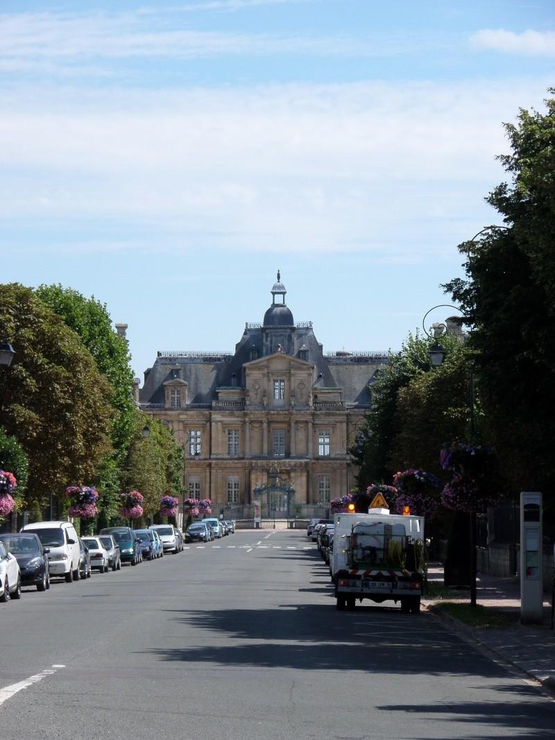 Le Château de Maisons-Laffitte - Page 5 Sam_0110