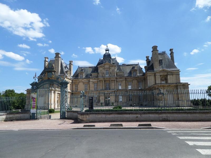 Le Château de Maisons-Laffitte - Page 5 Sam_0111