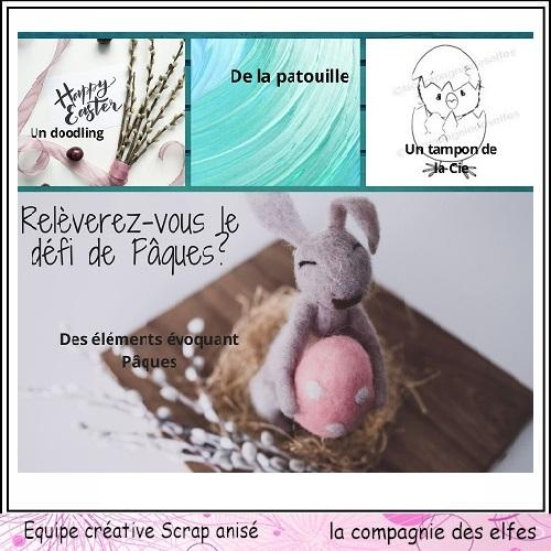 lundi 2 MARS 2020 challenge de Pâques par Scrapanisé Sa_16810