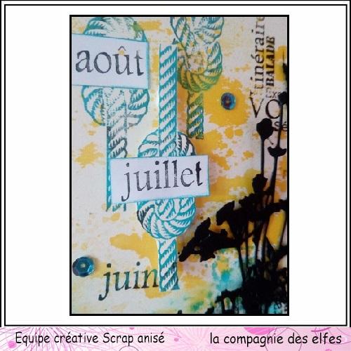 Mini album 4 saisons. Scrap_26