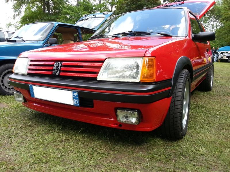 [Matpetit59] 205 GTI 1,6L 115ch rouge vallelunga 1990 2013-014