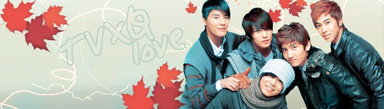 TVXQ~love~