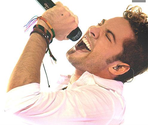 CEL MAI RECENT ALBUM DAVID BISBAL Gn200710