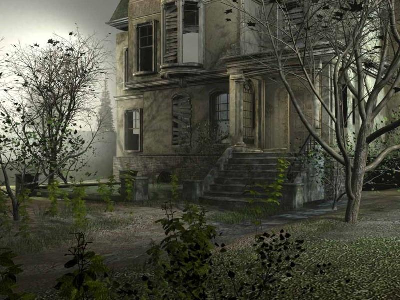 Abandoned house Abando10