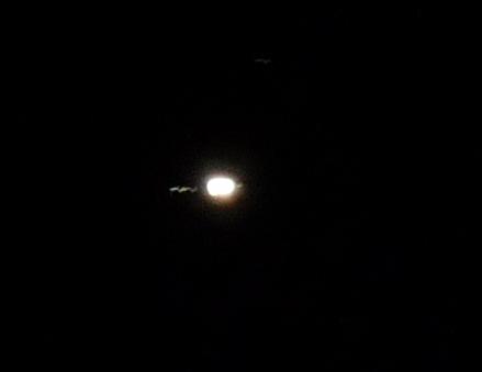 Planetes dans le ciel du soir Jupite10