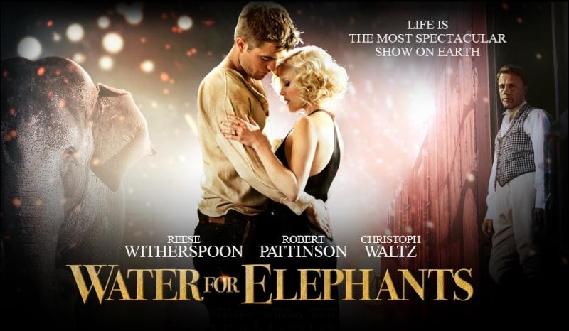 De l'eau pour les éléphants [Film] (sortie le 4 mai 2011 en France) Water-10