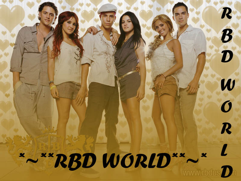*~**RBD WORLD**~*