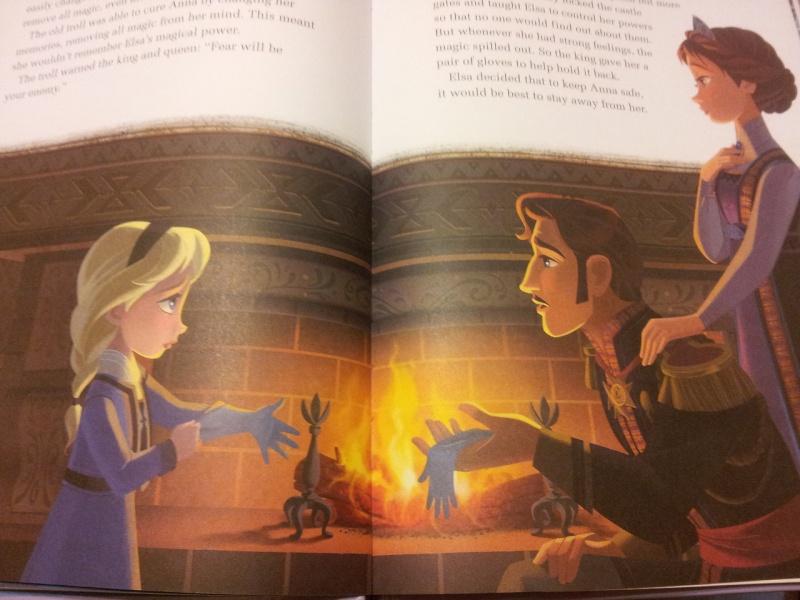 [Walt Disney] La Reine des Neiges (2013) - Sujet d'avant-sortie avec SPOILERS - Page 3 Frozen10