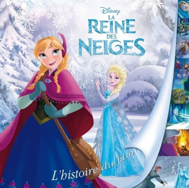 [Walt Disney] La Reine des Neiges (2013) - Sujet d'avant-sortie avec SPOILERS - Page 6 Image48