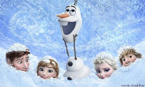 [Walt Disney] La Reine des Neiges (2013) - Sujet d'avant-sortie - Page 5 Poster10