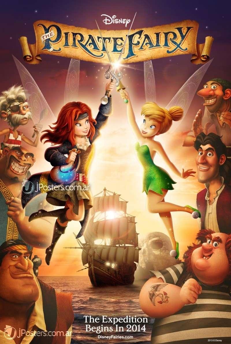 Clochette et la Fée Pirate [DisneyToon - 2014] - Page 4 Tinker10