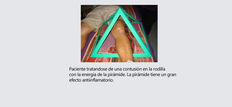 Aplicaciones terapeúticas de la energía de las pirámides Rodill10