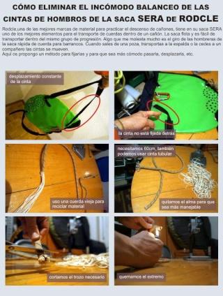 Modificación de la saca SERA Saca_s14