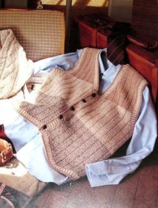 Áo len, găng tay, mũ cho nam Aonam110