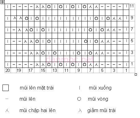 Hoa văn đan Hoavan11
