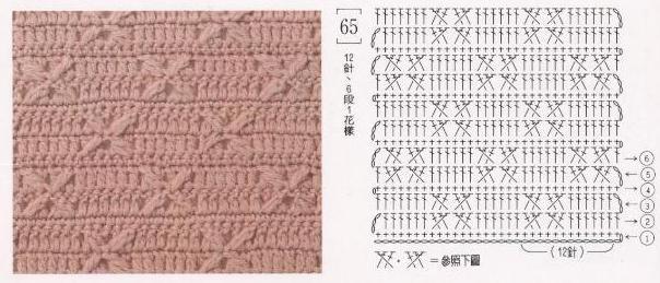 Hoa văn móc và móc viền Hvm2610