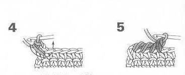 Các mũi móc căn bản Muibis18