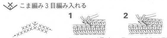 Các mũi móc căn bản Muibis19
