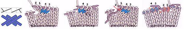 Các mũi đan căn bản - Page 1 Vt210