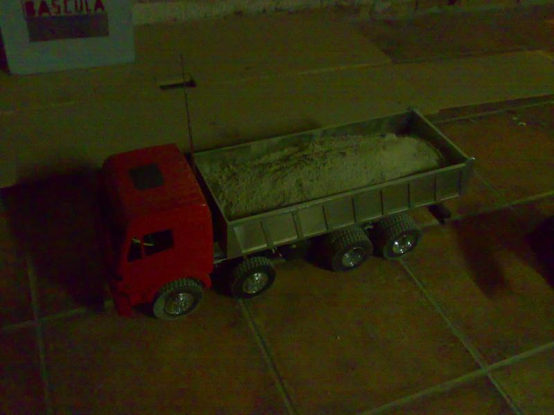 mercedes dumper Imagen16
