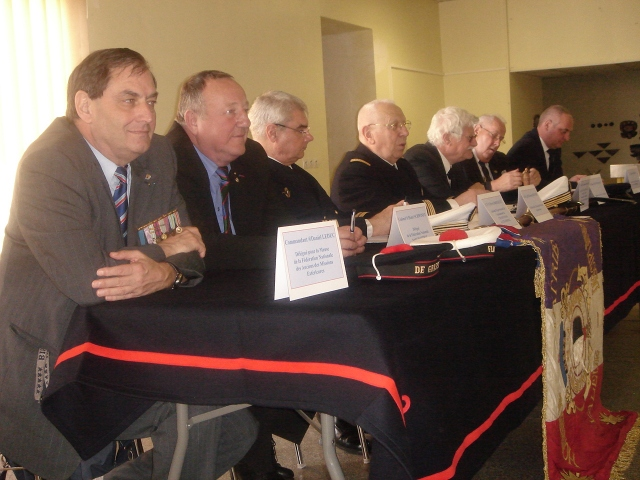 [ Associations anciens Marins ] UNION des MARINS de LORRAINE (U.M.L.) 810_ha10
