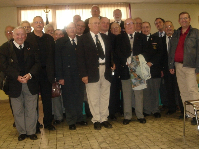 [ Associations anciens Marins ] UNION des MARINS de LORRAINE (U.M.L.) 810_ha12