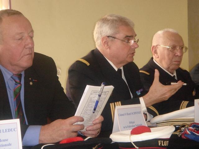 [ Associations anciens Marins ] UNION des MARINS de LORRAINE (U.M.L.) 810_ha13