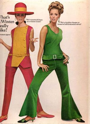 SIXTIES/SEVENTIES SUPER MODELS 196510